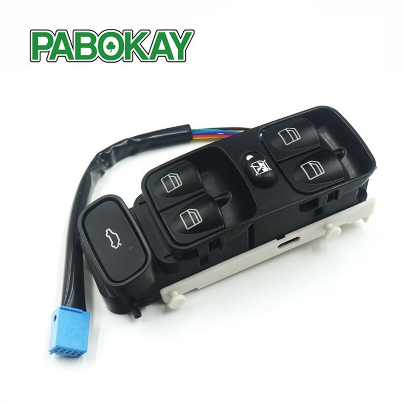 For Mercedes Benz C Class Master Window Switch W203 C180 C200 C220 A2038210679 2038200110 недорого