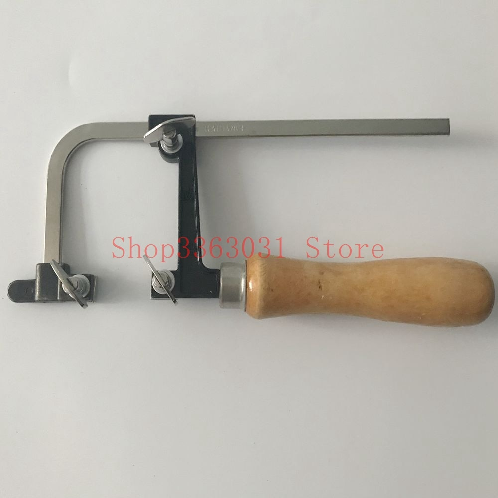 Herramientas de joyería, marco de sierra para joyero de arco de sierra para herramientas manuales