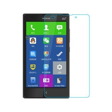 0.3mm Tempered Glass for Nokia XL 9H Hard 2.5D Arc Edge Ultra Thin Screen Protector Free Shipping