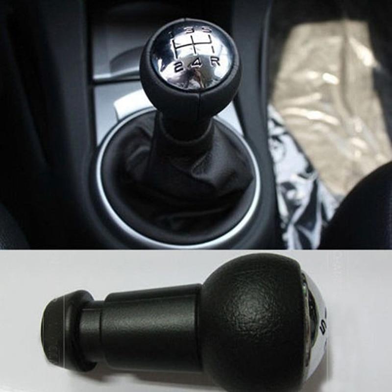 18mm 5 Speed Car Shift Knob For PEUGEOT 207 307 308 406 407 607 608 CITROEN C3 C4   C5 XSARA Auto Gear shifter Knob Stick