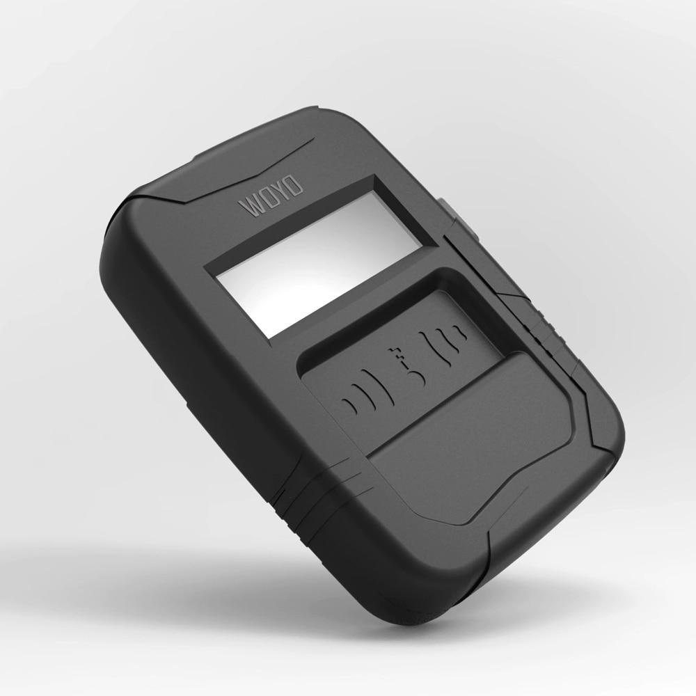 Автомобильный Инфракрасный тестер частоты WOYO, цифровой тестер частоты с пультом дистанционного управления, 2019