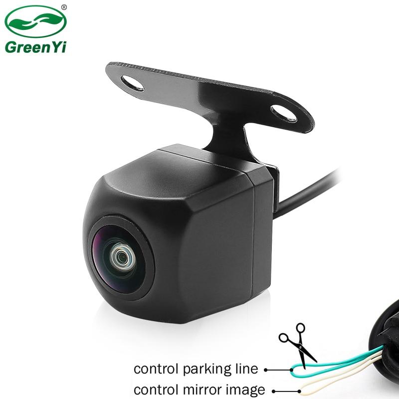 HD 1280x720P 170 Degre MCCD Fisheye Lens Starlight Night Vision Vehicle Front Rear View Camera Car CCTV Parking Backup Camera