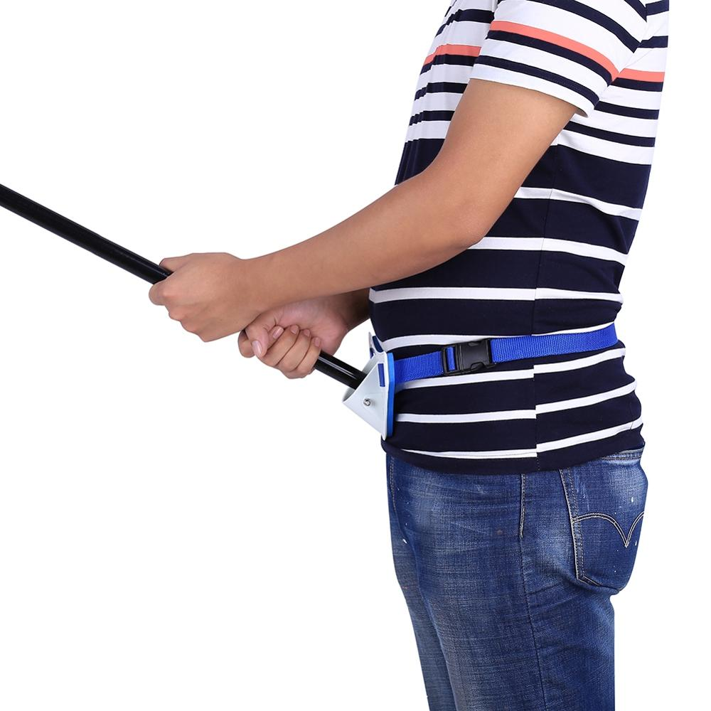 Soporte de caña de pescar, soporte de caña de pescar, aparejos de pesca, cinturón de lucha, soporte de cintura, cinturón de mar ajustable