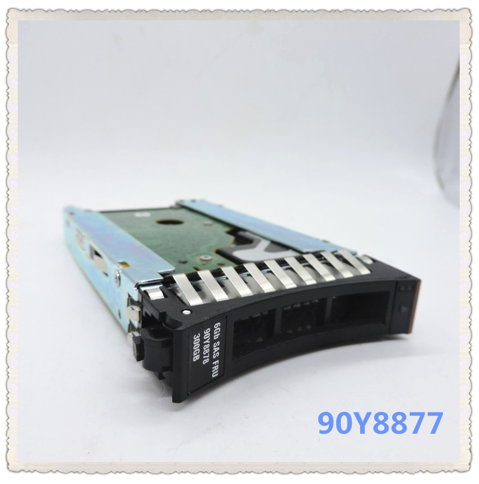 90Y8877 90Y8878 300G SAS 2.5 X3650M4 ضمان جديد في الصندوق الأصلي. وعد بالإرسال خلال 24 ساعة