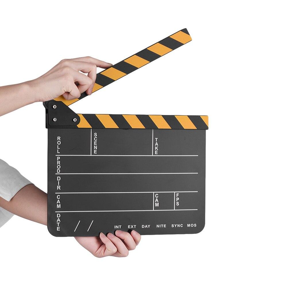 Аксессуары для студийной видеосъемки Защитная панель для видеосъемки акриловая доска для удаления режиссера для ТВ-сцены