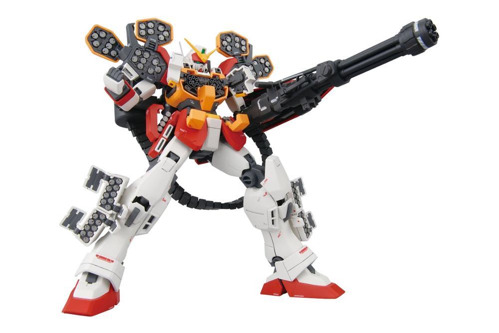 Origianl Bandai Gundam MG Heavyarms Ver EW 1/100 Master Grade