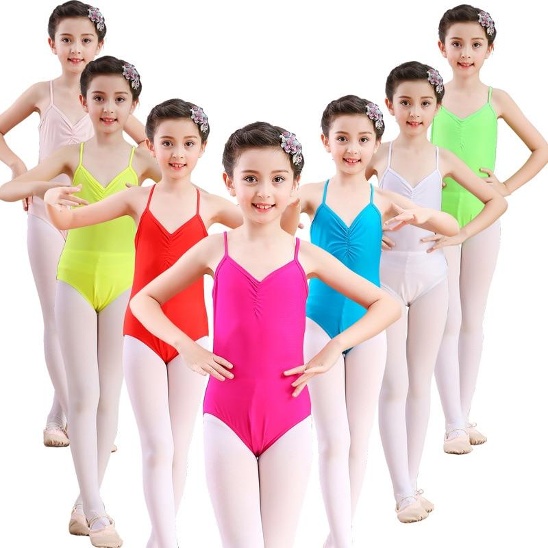 ballet leotard camisole nylon leotards for girls bodysuit dance toddler leotard ballet wear leotards for girls