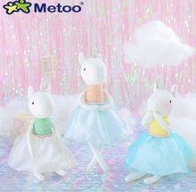 33cm Metoo Doll Stuffed & Plush Animals Toy Plush Animals Soft Baby Kids Toys for Girls Children Boys Birthday Gift Kawaii Toys