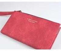 zipperhasp women wallet fashion cardholder id holder bags zipper clutch wallets lady coin purse women wallets