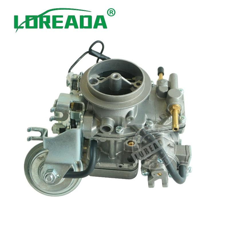 Montaje de carburador LOREADA para motor SUZUKI ALTO 13200-84312 1320084312