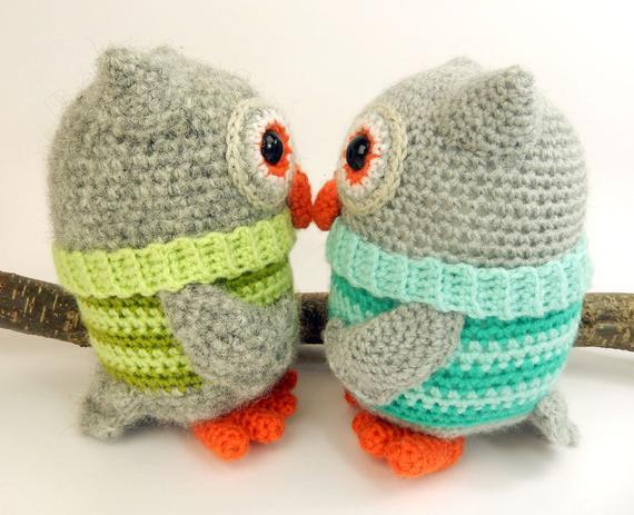 crochet toy owl model number b05142