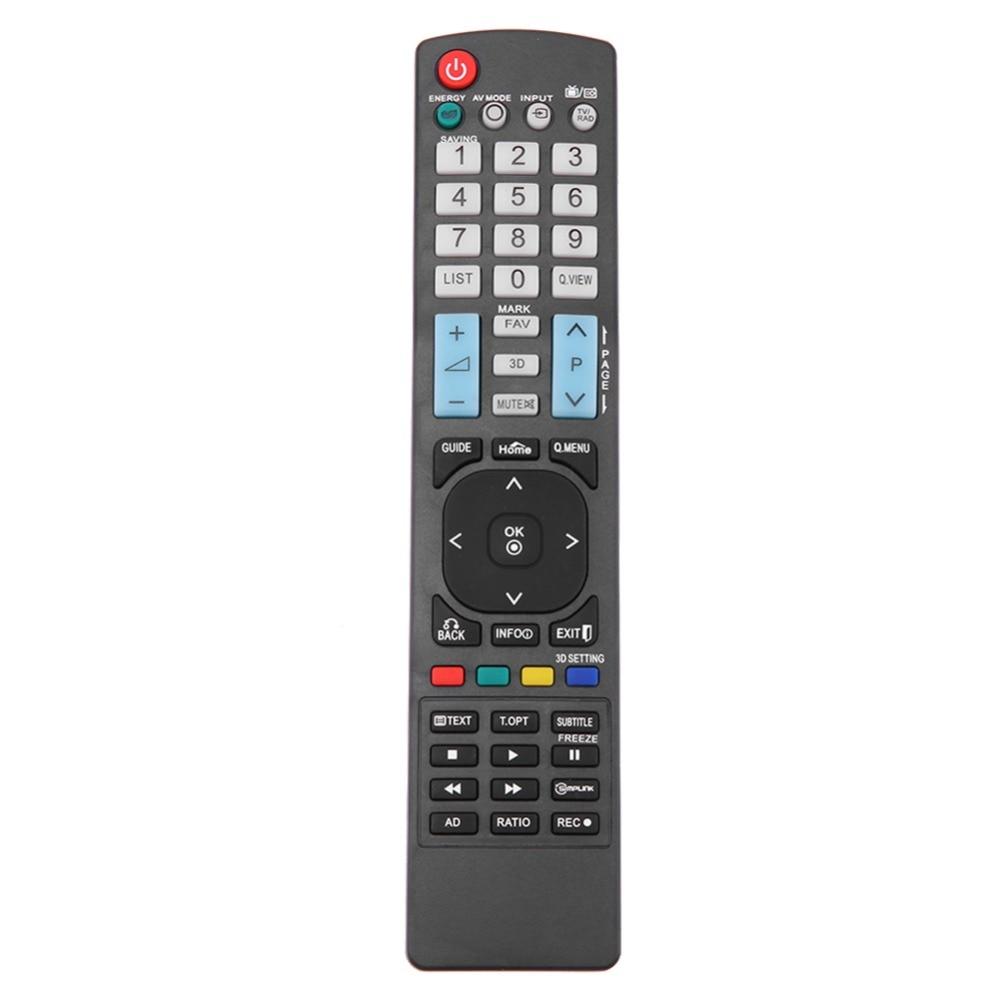 ALLOYSEED Control remoto de reemplazo para LG AKB73756504 AKB73756510 AKB73756502 32 42 47 50 55 84 por Plasma TV LED