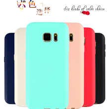 Ultra thin Silicone TPU soft cover case for Samsung Galaxy S7 edge S8 S9 Plus J3 J310 J330 J5 J510 J530 J7 J710 J730 J4 J6 Plus