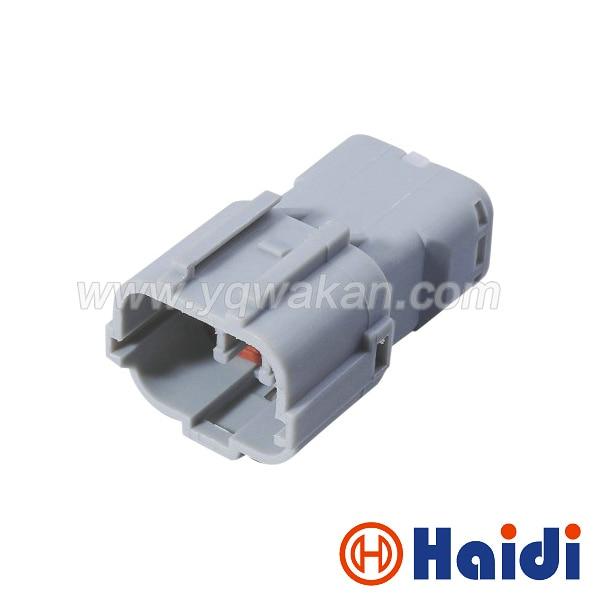 Free shipping 5sets KET 6pin auto tail light plug MG 640337 electric waterproof lamp-socket connector MG640337