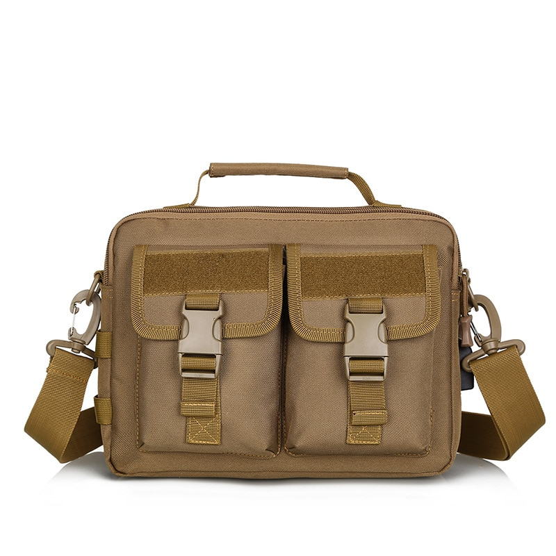 Military uniform commuter slung handbag tactical shoulder bag sports waterproof camping outdoor chest bag