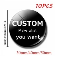 10pcs private customized fridge magnet glass dome customized couple baby family photo personalized birthday valentines day gift