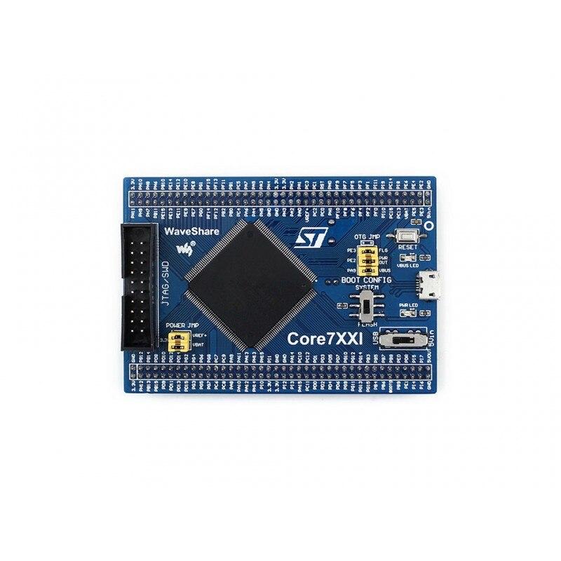 STM32 Core Board Core746I Entwickelt für STM32F746IGT6 mit full IO-Expander JTAG/SWD Debug Interface Onboard 64 M Bit SDRAM