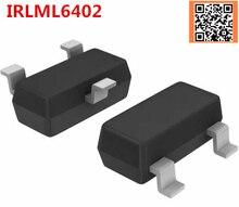50pcs IRLML6402TRPBF SOT23 IRLML6402 SOT IRLML6402TR Power MOSFET new and original good quality