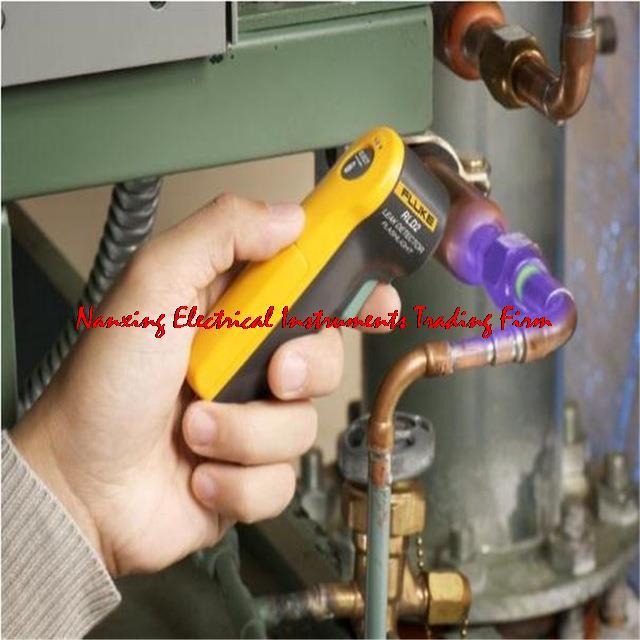 Детектор утечки хладагента Fluke RLD2, фонарик HVAC/R с ультрафиолетом (УФ), светодиодная цепь для ключей, Новое поступление в коробке