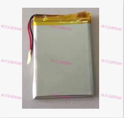 Bateria de Lítio Jogo de Gps de Navegação de Energia Polímero Móvel Recarregável Li-ion Celular ce 3.7v 405575 2000mah Psp