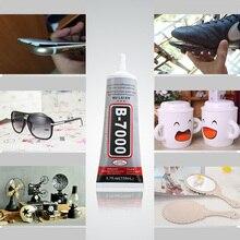 3ml liquide B-7000 colle polyvalente résine époxy adhésif bricolage artisanat verre téléphone écran tactile Super colle forte B7000 Fix colle