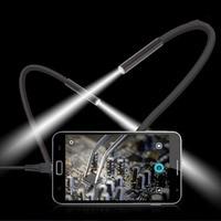 Камера-эндоскоп с объективом 720P, 8 мм, кабель 1 м/2 м/5 м