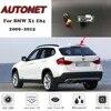 AUTONET-caméra de sauvegarde avec Vision nocturne HD pour BMW X1 E84 2009 ~ 2015 CCD ou plaque d'immatriculation