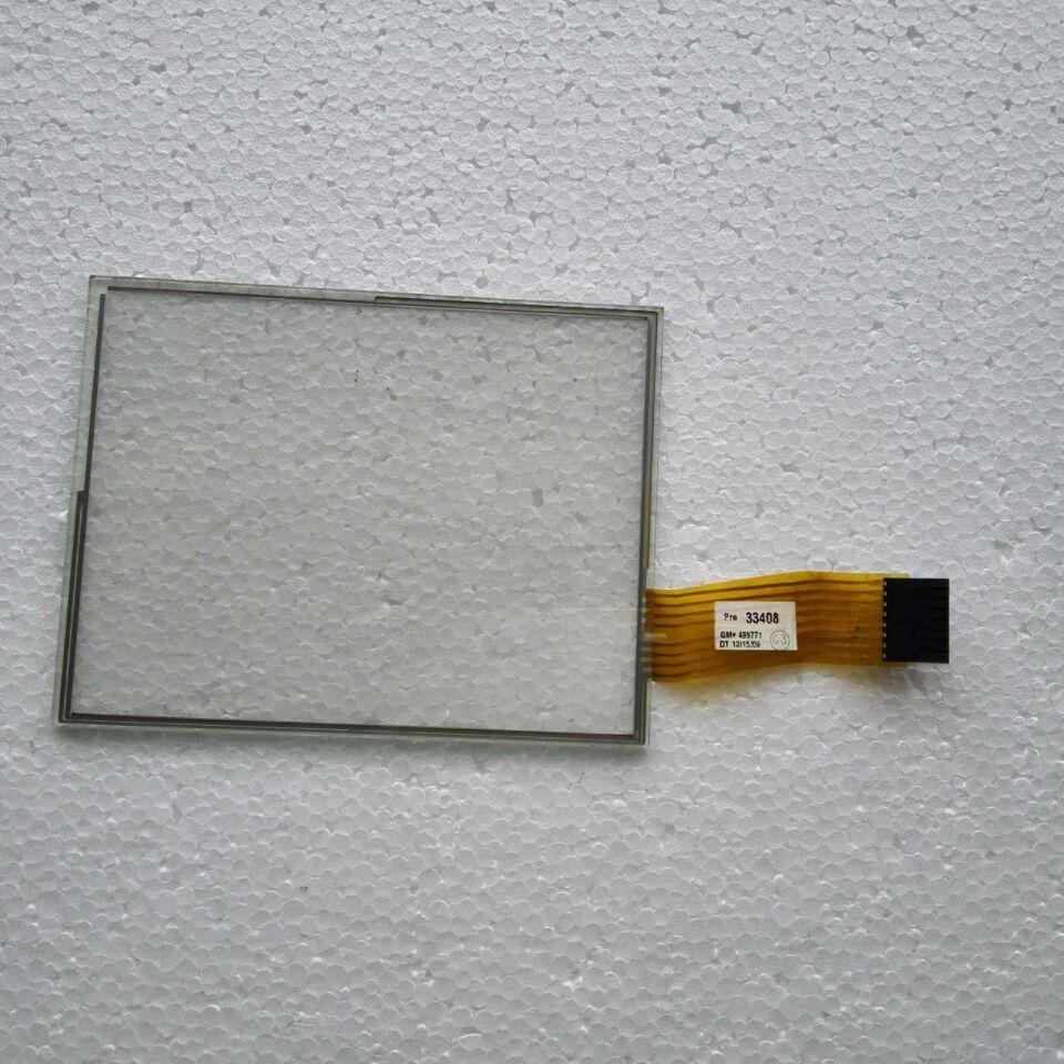 لوحة زجاجية تعمل باللمس 2711P-RDB7C 2711P-RDK7C, للوحة HMI وإصلاح CNC ~ افعل ذلك بنفسك ، جديدة وحدتان في المخزون