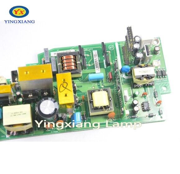 Novo projetor placa de alimentação para ms513 ms500 projetor, alta qualidade