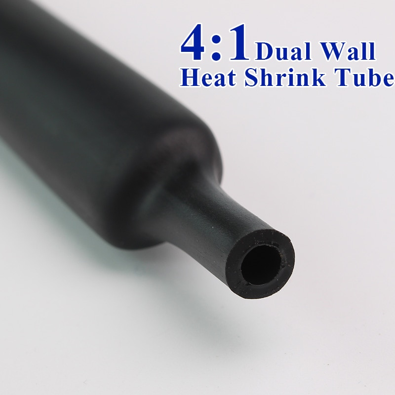 4:1 HEAT SHRINK ADHESIVE GLUE LINED Dual Wall Shrink Tubing tube