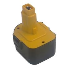 Ni CD аккумулятор для электроинструмента Dewalt 2000 27 152250 01 DC9071 DE9037 DE9071 DE9074 DE9075 DE9501 DW9071 DW9072, 397745 мАч, 12 В