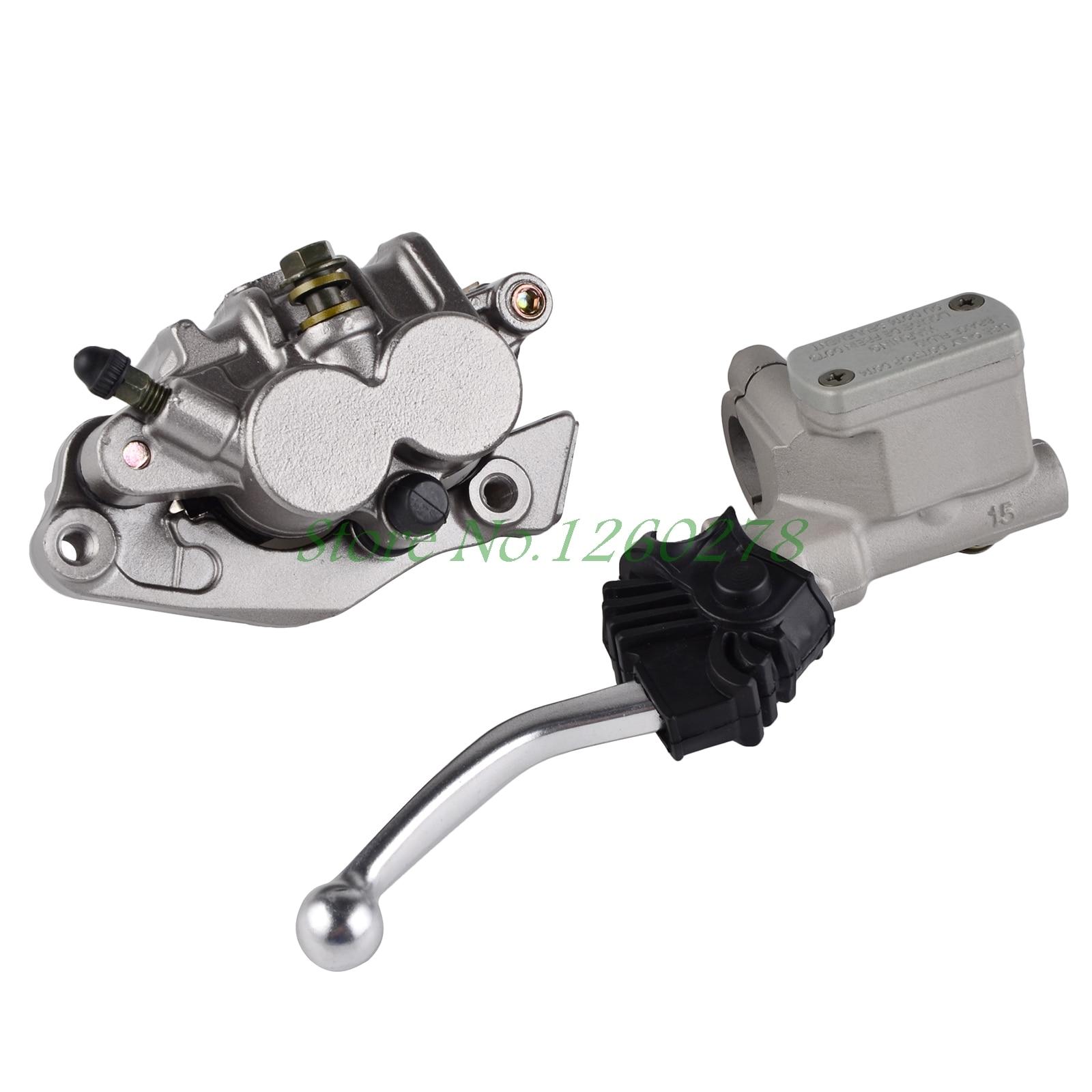 Передний Цилиндр и суппорт для Honda XR250R XR400R XR600R XR650L x650r ATV