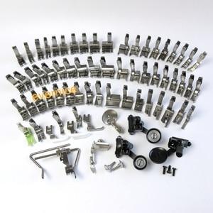 Ultra 68 Presser Foot Set For Juki Tl98 Tl-98Q Tl-98Qe Janome 1600P Sewing Machine