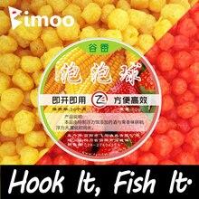 Bimoo 1 Bottle 60g 230pcs Hook Fishing Bait Balls Pop Floating Carp Freshwater Saltwater Fishing Tackle