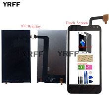 4.5'' Mobile Phone LCD Display For Fly IQ4415 IQ 4415 LCD Display Touch Screen Digitizer Panel Senso