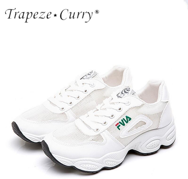 Nouvelle annonce offre spéciale été femmes net respirant chaussures de course chaussures de sport DJ-Y08