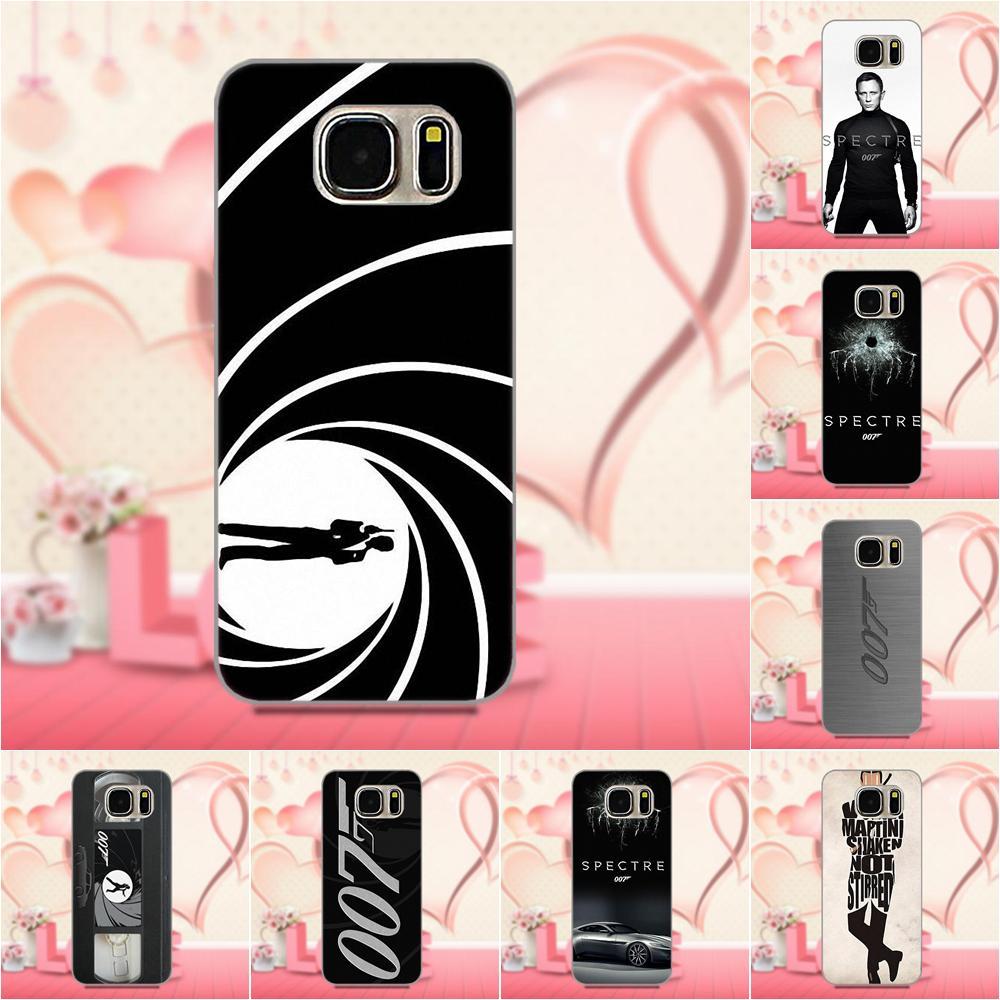 Oedmeb funda TPU Art Online caso Bond 007-Luna Santorini para Xiaomi Redmi 5 4A 3 3S Pro Mi4 Mi4i Mi5 Mi5S Mi Max Mix 2 Note 3 4 Plus