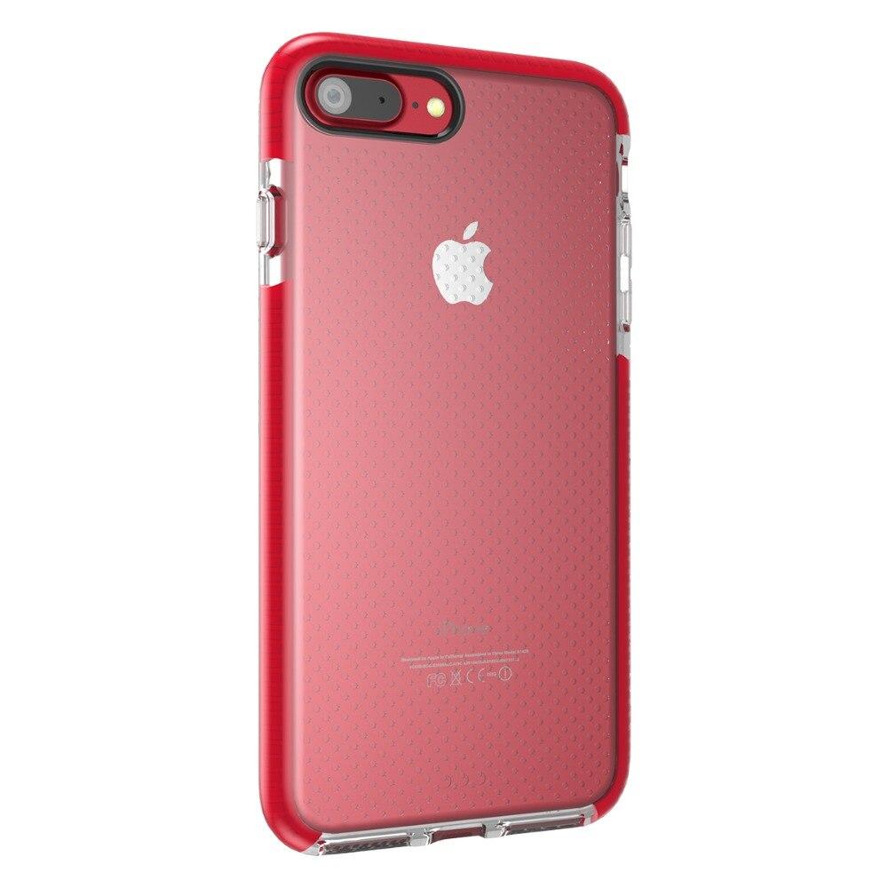 Tech21ing funda EVO Mesh de baloncesto patrón suave del teléfono celular fundas para iPhone 11 Pro Max XS Max XR X 6 6s 7 7 8 Plus 5 5s SE