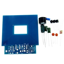 DIY Kits Metal Detector Scanner Unassembled Kit Electroniqu Project 3-5V Suite Trousse Board Module Electronic Part