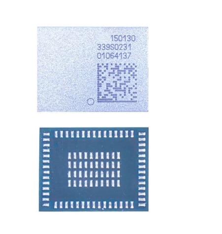 10 unids/lote 339S0231 U5201 _ RF WLAN Bluetooth módulo wifi chip IC para iPhone 6 iPhone 6 6-plus