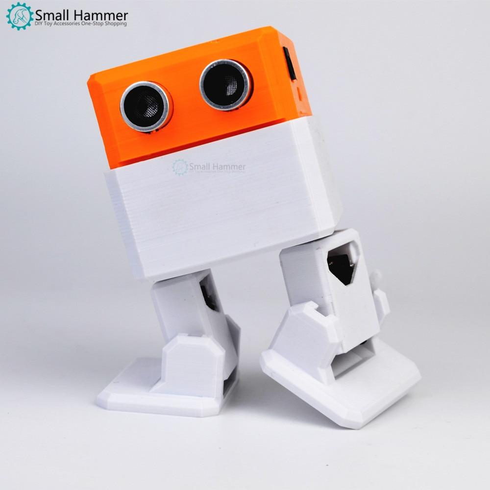OTTO-روبوت بالإضافة إلى هاتف خلوي ، جهاز برمجة رقص يعمل بالبلوتوث ، جهاز arduino