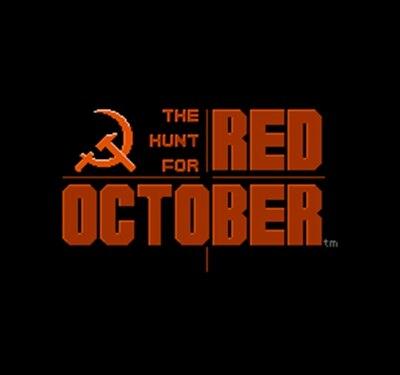 Hunt For Red October Region-tarjeta de juego de 8 bits gratis para...