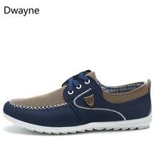 Livraison directe hommes chaussures décontractées grande taille 39-46 chaussures en toile pour hommes chaussures de conduite doux confortable homme chaussures