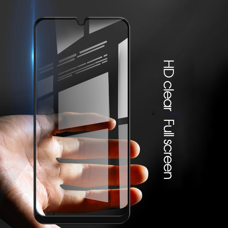 Vidrio templado para infinix s4 s 4/smart 3 plus Ultra-Delgado protector de pantalla de película frontal funda de vidrio