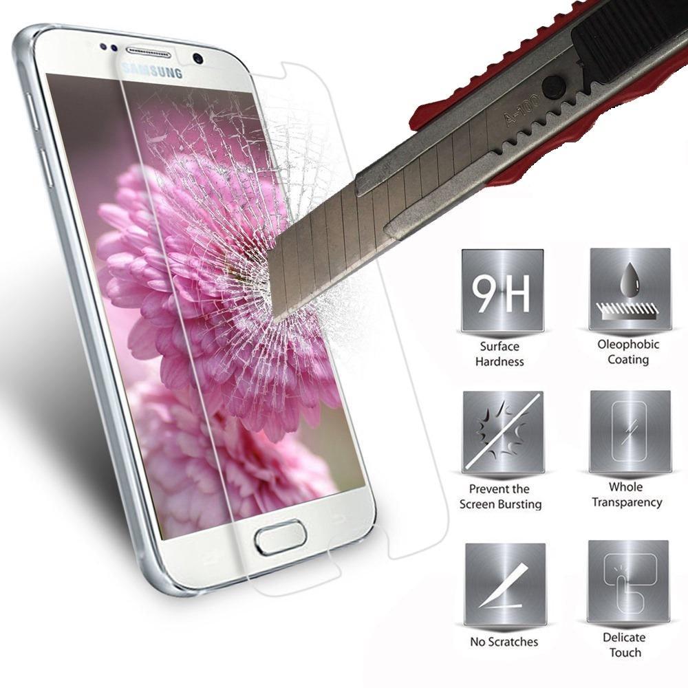 HD Tempered Glass For Samsung galaxy E5 J5 J1 2016 S3 S4 S5 Mini S6 GT i8262 i8552 Screen protector Film GLAS fOR SAMSUNG SKLO