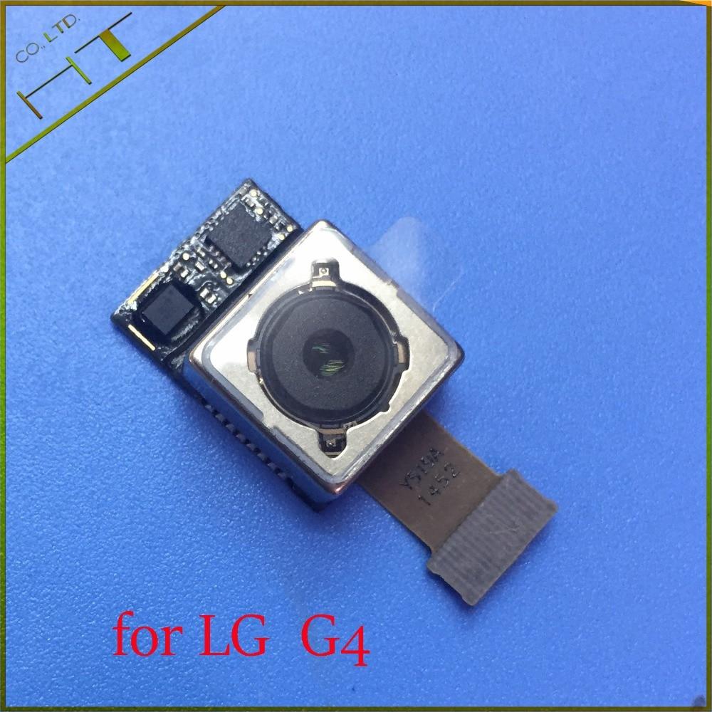 Probado Original para LG G4, cámara trasera grande y pequeña cámara frontal,...