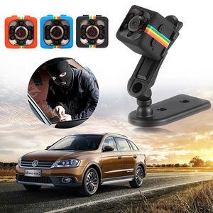 SQ11 Mini Camera 1080P Full-HD Night Vision Camcorder Car Video Recorder DV Cameras Blue