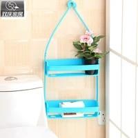 Shevles     boite a savon magique sans couture  salle de bain  cuisine  lavabo  etagere creative  support de rangement en plastique  crochets