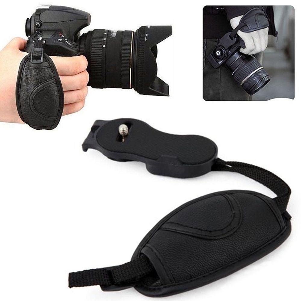 Высокое качество камеры Correa искусственная кожа ручной ремешок на запястье аксессуары для фотостудии для Nikon для Canon для Sony DSLR камеры