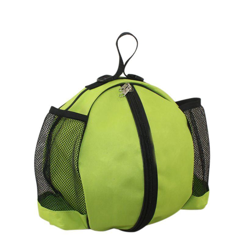 Portátil nuevo resistente al agua de baloncesto mochila botella de agua pack de fútbol voleibol deportes de baloncesto bolsa